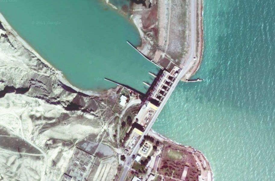 Wasserkraftwerk Kairakkum – Machbarkeitsstudie