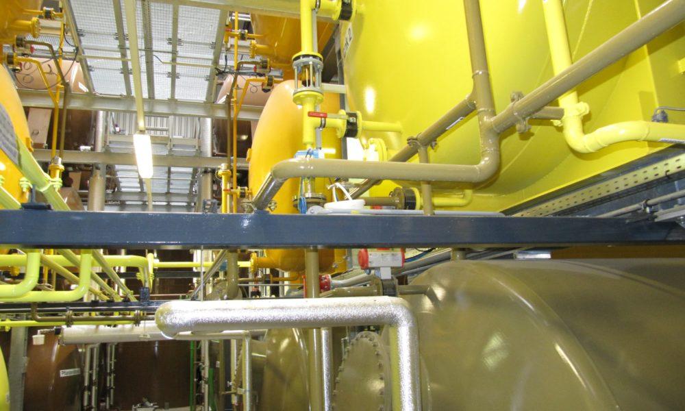BIO-Diesel Krems – Umbau Der Biodieselanlage